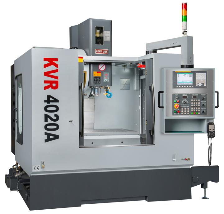 KVR-4020A Linear Way Vertical Machining Center