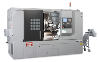 KLR-300-CNC-Turning-Center