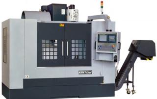 Kent CNC Heavy Duty Box Way Vertical Machining Center