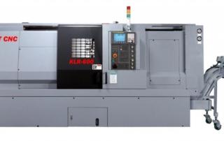 Kent CNC KLR-600 Horizontal Turning Center