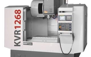 Kent CNC KVR-1268 Heavy Duty Box Way Vertical Machining Center