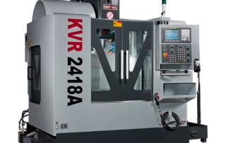 KVR-2418A Linear Way Vertical Machining Center