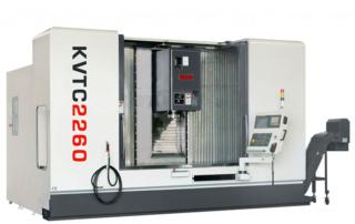 Kent CNC Traveling Column Vertical Machining Center 2260