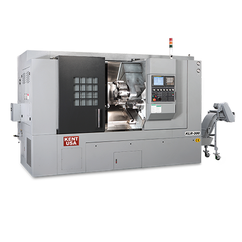 Kent-CNC-Sub-spindle-Horizontal-Turning-Centers