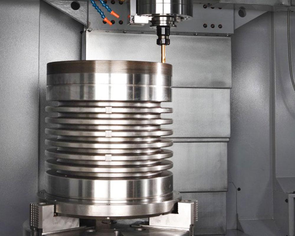 Kent-CNC-Vertical-Turning-Center