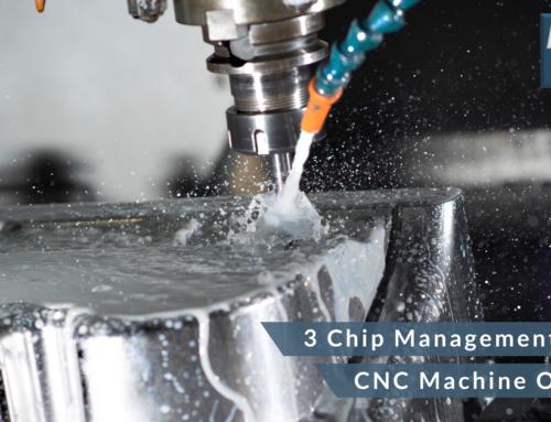 3 Chip Management Tips for  CNC Machine Operators