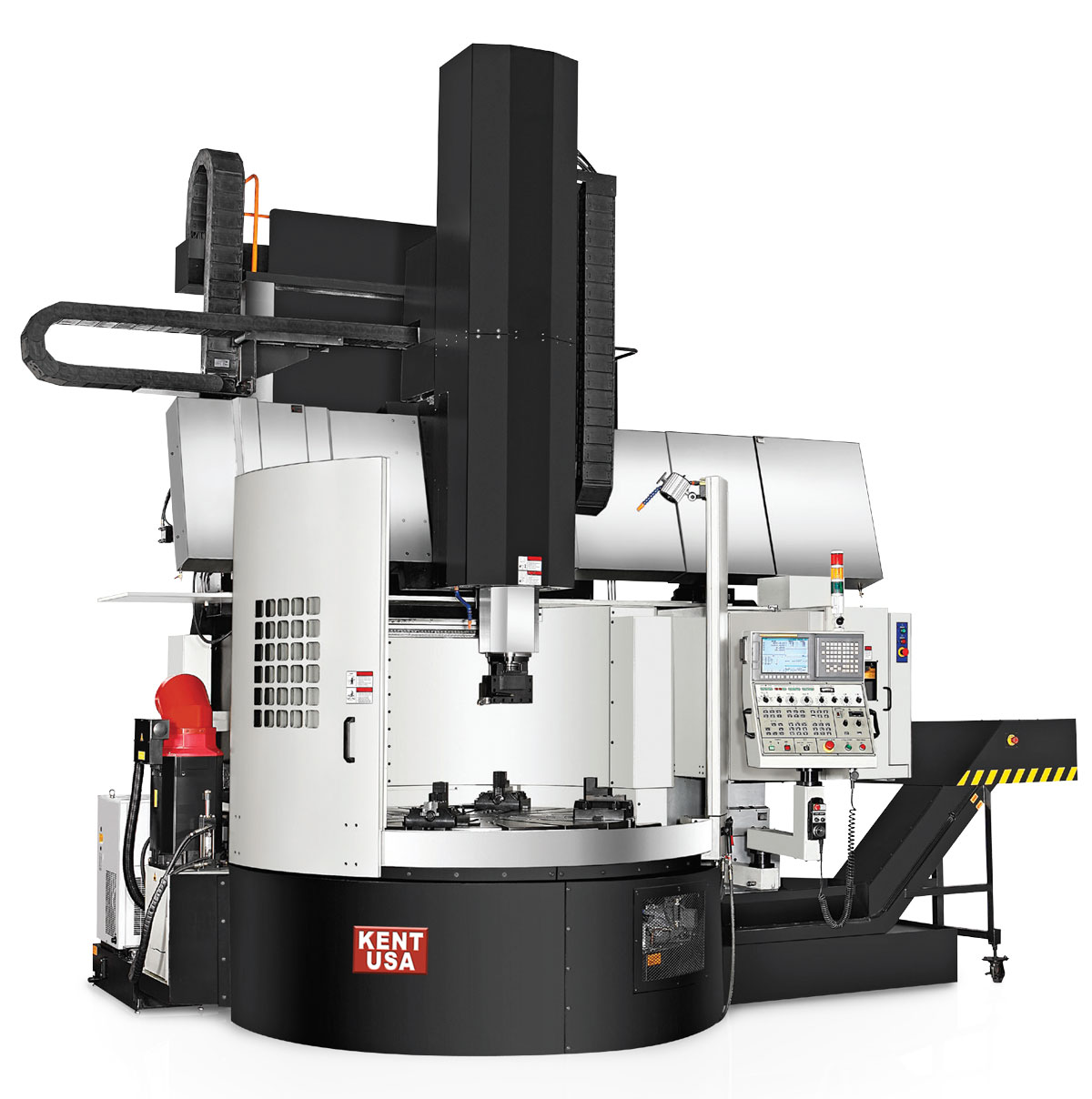 Kent-CNC-KVT-Large-Vertical-Turning-Center