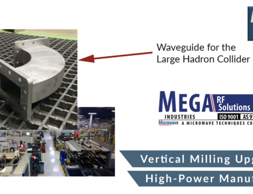 Vertical Milling Upgrade for High-Power Manufacturing