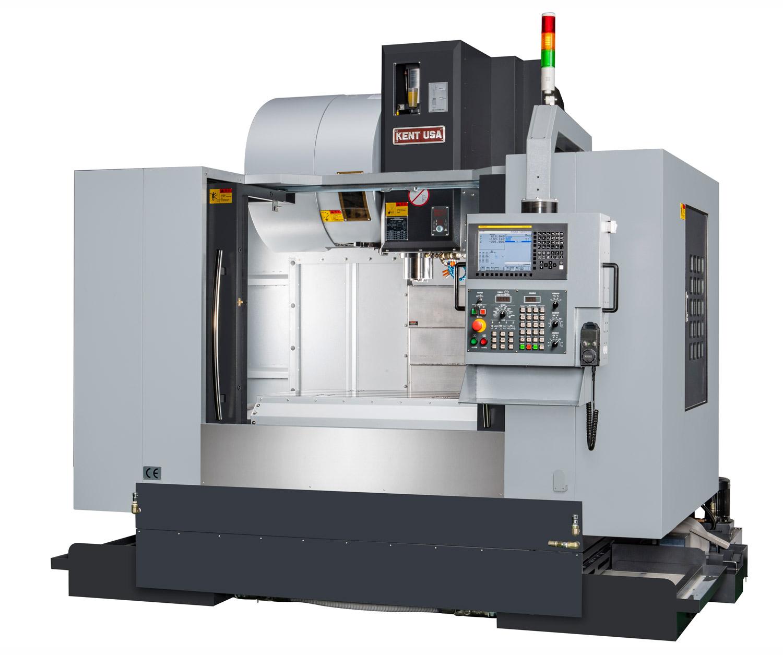 Kent CNC KVR-1065 Heavy Duty Box Way Vertical Machining Center