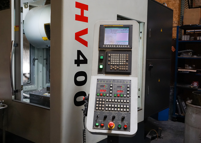 Best of Both Worlds – Horizontal and Vertical Machining Center 2