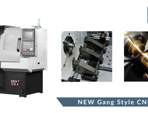 NEW Gang Style CNC Lathes